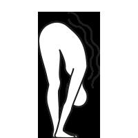 Y8 Kunstraum +Yoga e.V. Hamburg Yogaworkshop Nacken und unterer Rücken